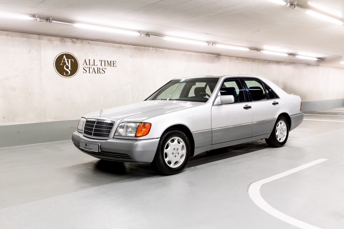 Mercedes benz w 140 400 se mercedes benz en for Mercedes benz 400 se