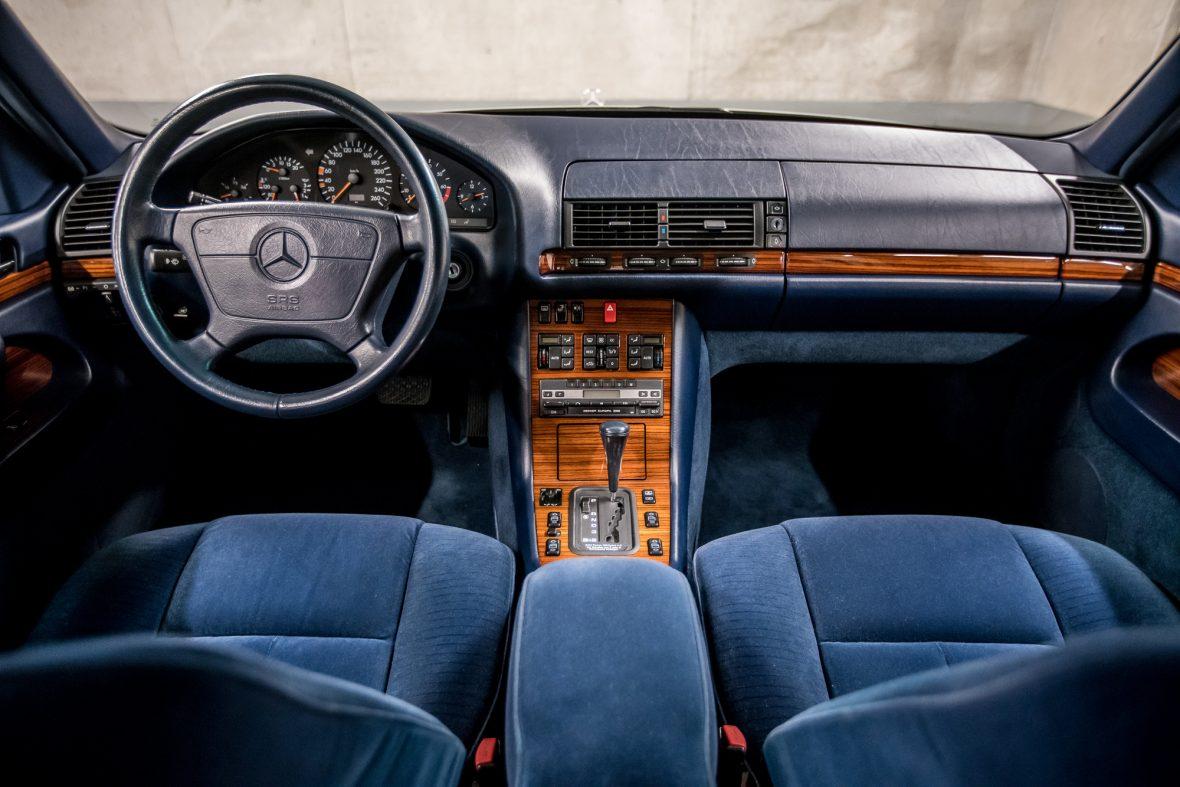 Mercedes-Benz W 140 400 SE 8