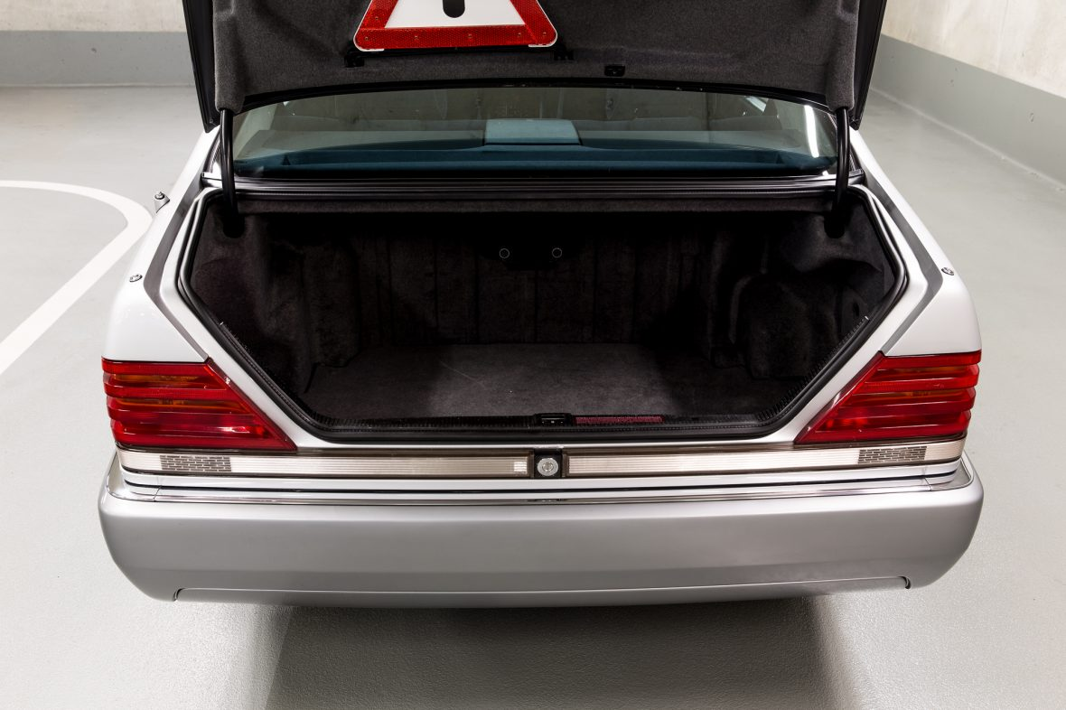 Mercedes-Benz W 140 400 SE 7