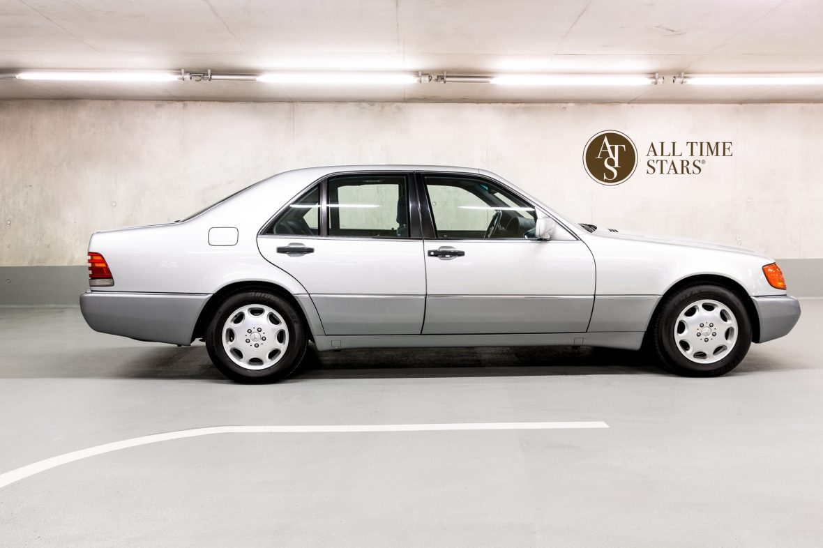 Mercedes-Benz W 140 400 SE 2
