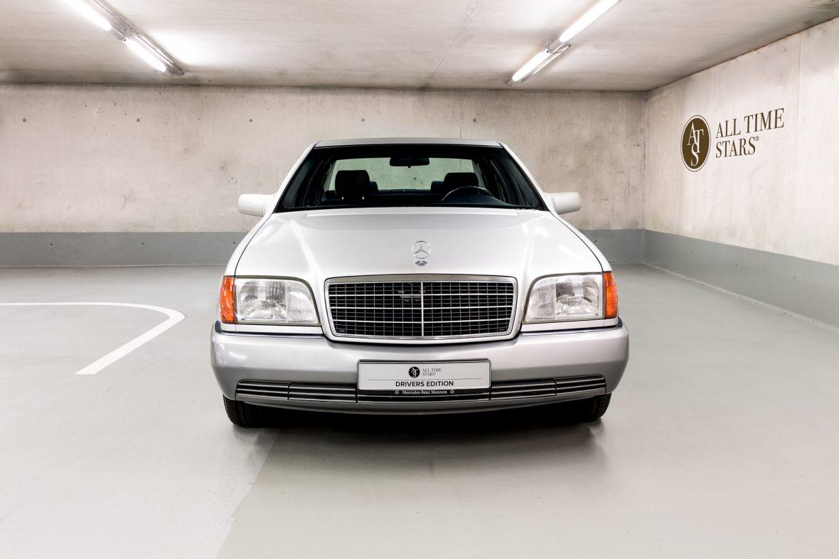 Mercedes-Benz W 140 400 SE 4