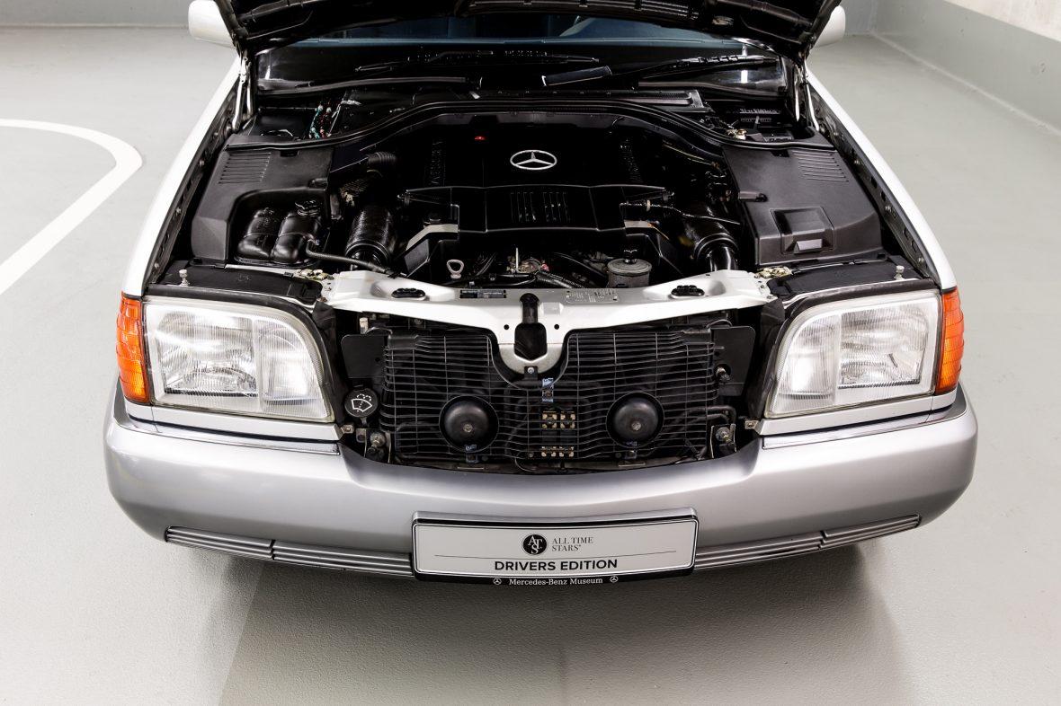 Mercedes-Benz W 140 400 SE 6