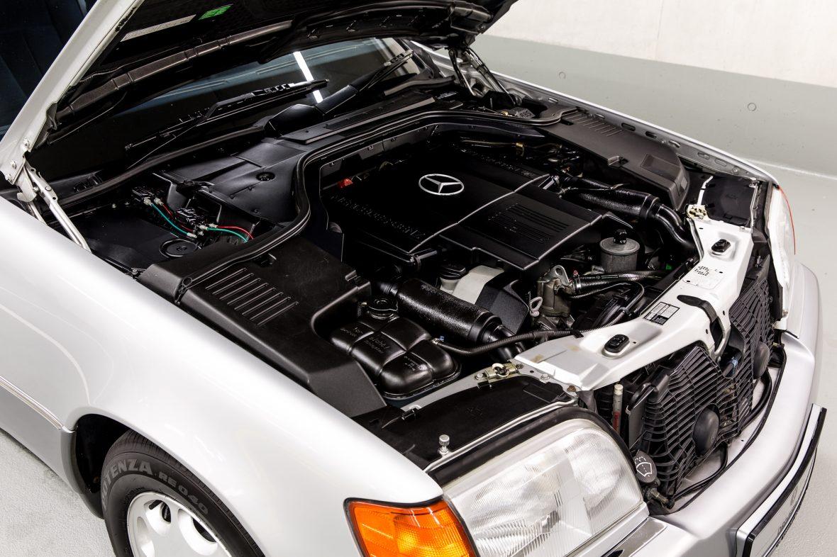 Mercedes-Benz W 140 400 SE 5