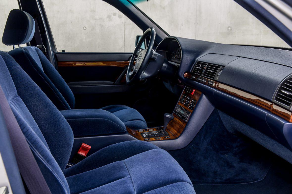 Mercedes-Benz W 140 400 SE 10