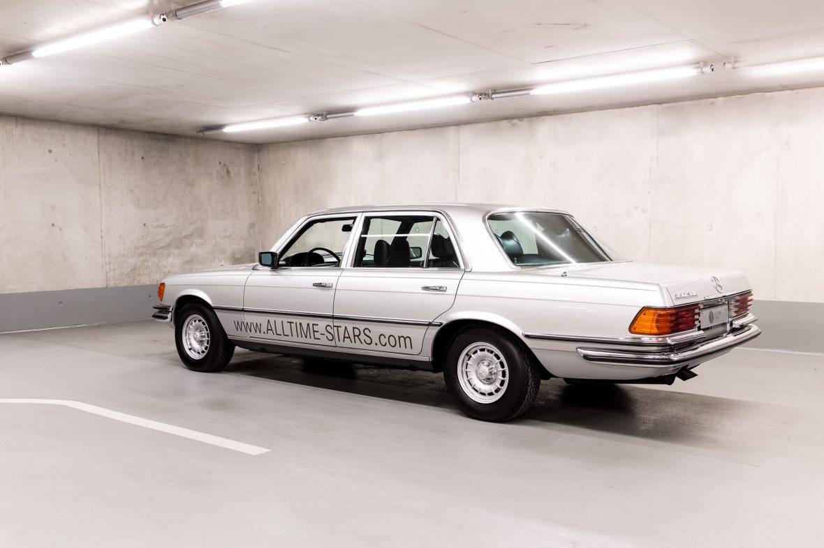 Mercedes-Benz W 116 450 SEL 6.9 0