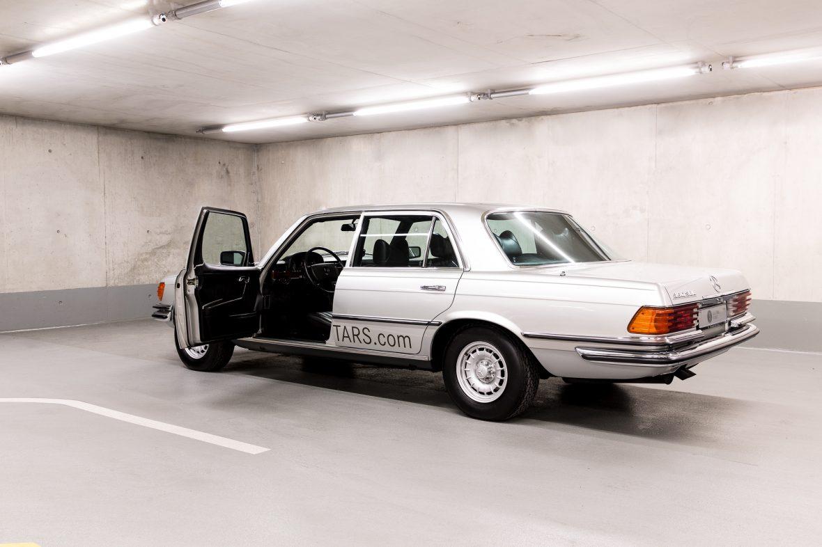 Mercedes-Benz W 116 450 SEL 6.9 8