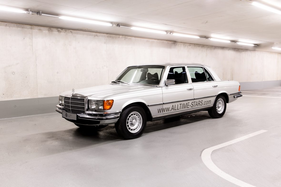 Mercedes-Benz W 116 450 SEL 6.9 1