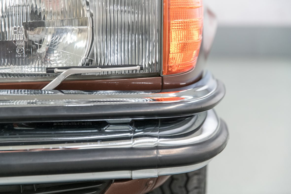 Mercedes-Benz W 116 450 SE 15