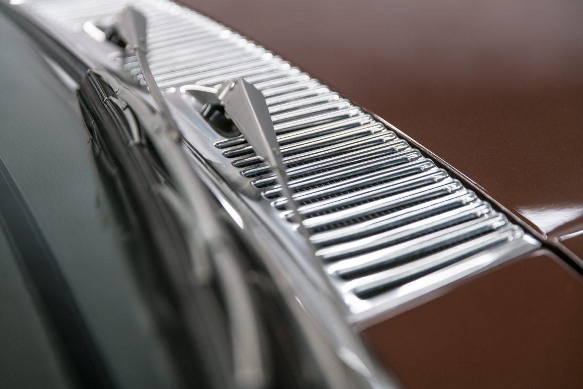 Mercedes-Benz W 116 450 SE 17