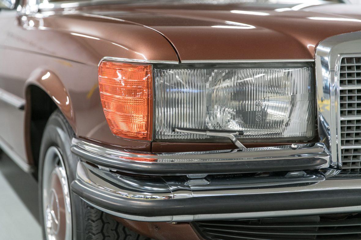Mercedes-Benz W 116 450 SE 16