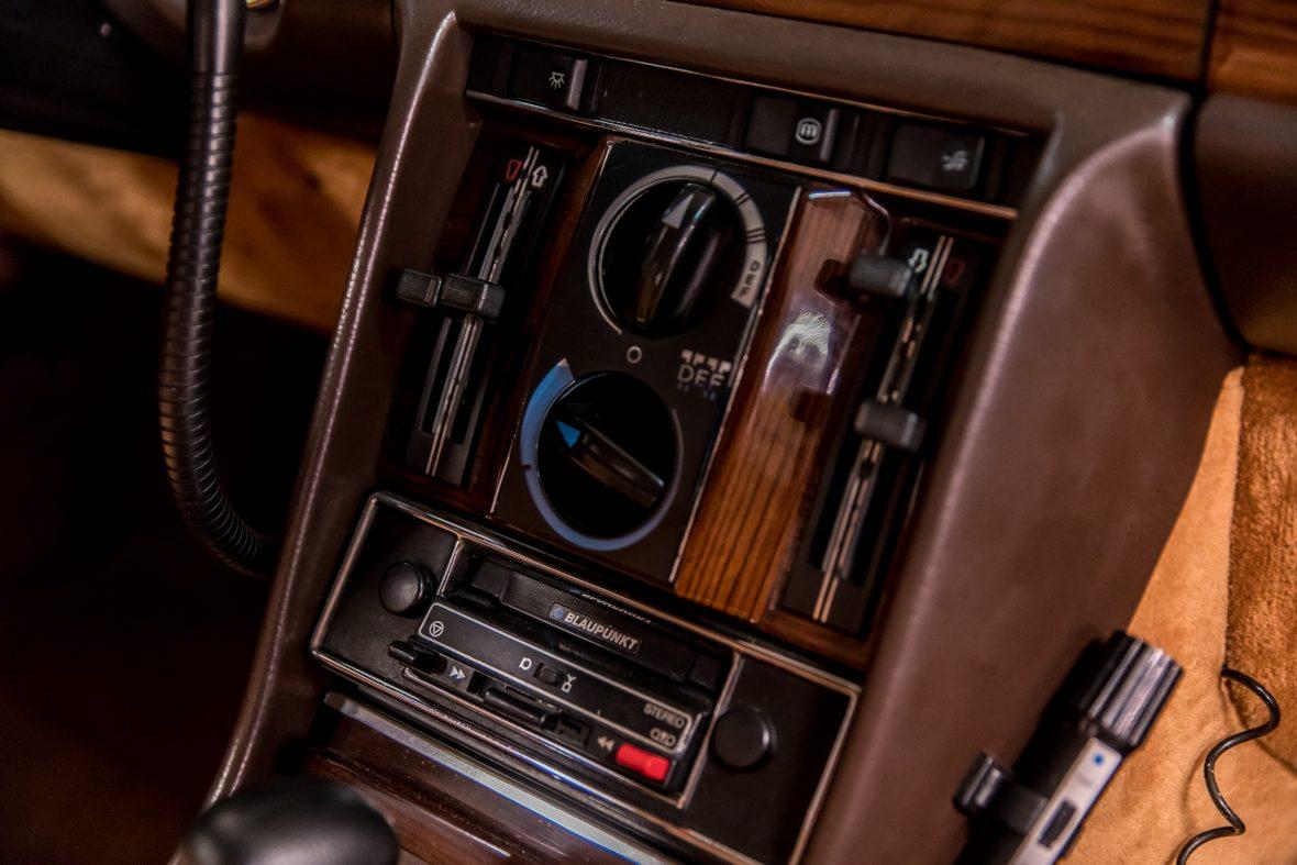 Mercedes-Benz W 116 450 SE 28