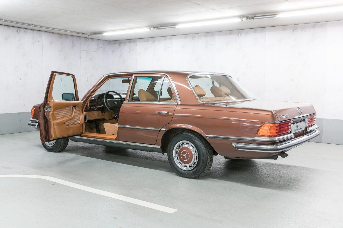 Mercedes-Benz W 116 450 SE 21