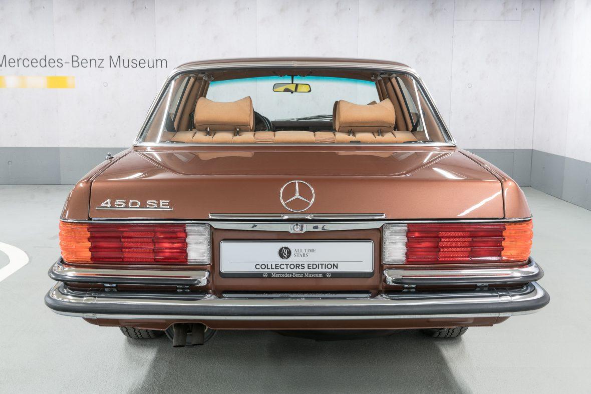 Mercedes-Benz W 116 450 SE 23