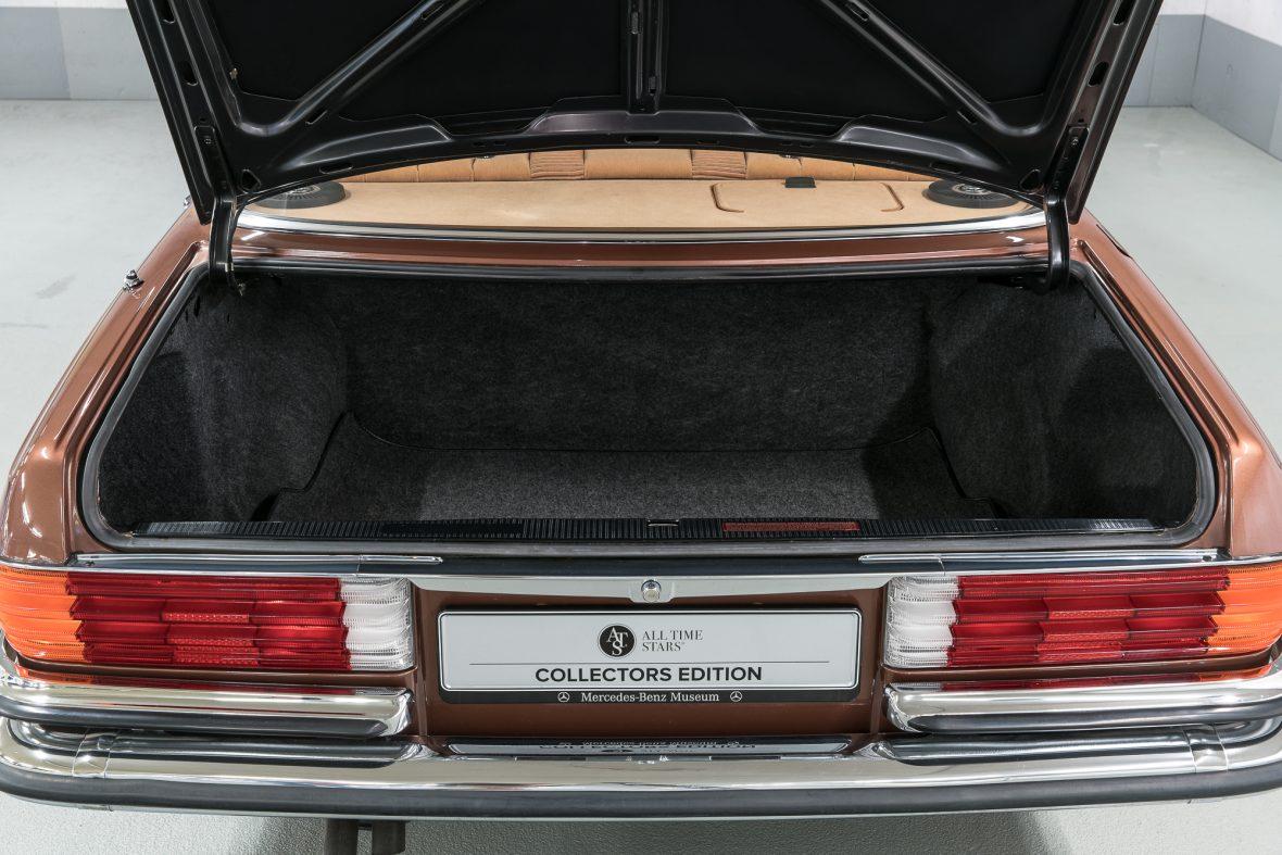 Mercedes-Benz W 116 450 SE 24