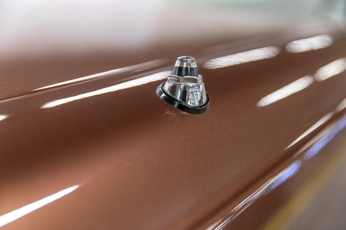 Mercedes-Benz W 116 450 SE 19