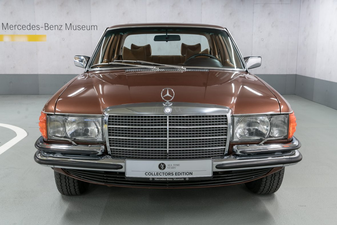 Mercedes benz w 116 450 se mercedes benz de for Mercedes benz 450