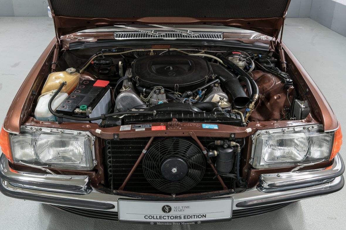 Mercedes-Benz W 116 450 SE 3