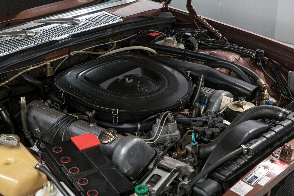 Mercedes-Benz W 116 450 SE 6