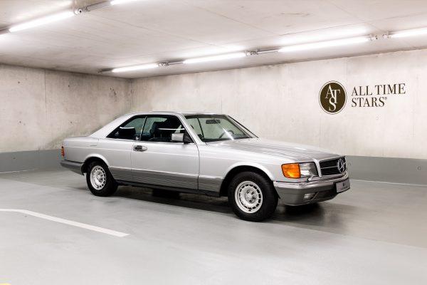 Mercedes-Benz  C 126  500 SEC