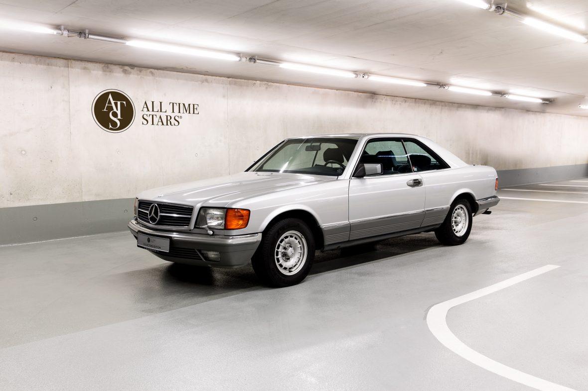 Mercedes benz c 126 500 sec mercedes benz en for Mercedes benz 700 series price