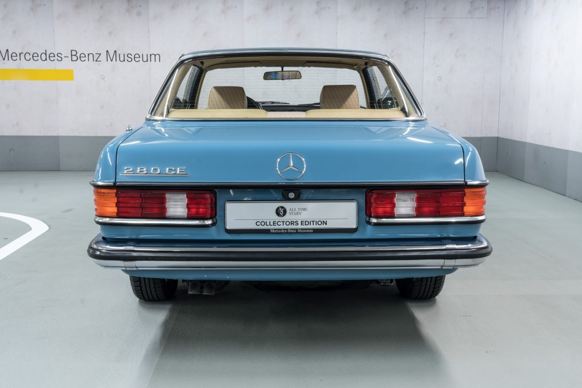 Mercedes-Benz C 123 280 CE 5