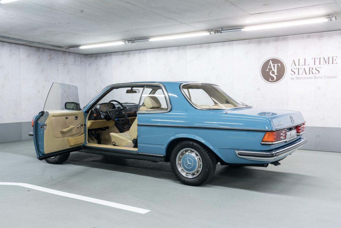 Mercedes-Benz C 123 280 CE 7