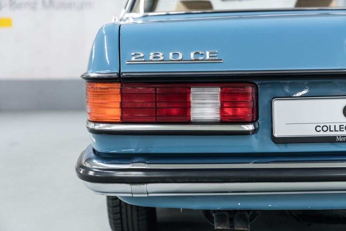 Mercedes-Benz C 123 280 CE 12