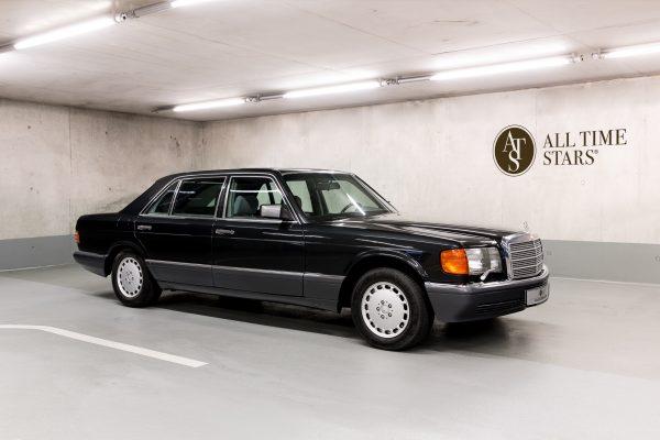 Mercedes-Benz W 126 560 SEL