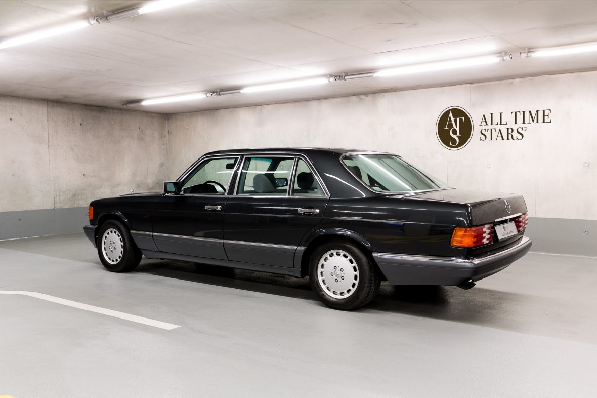 mercedes benz w 126 560 sel mercedes benz en. Black Bedroom Furniture Sets. Home Design Ideas