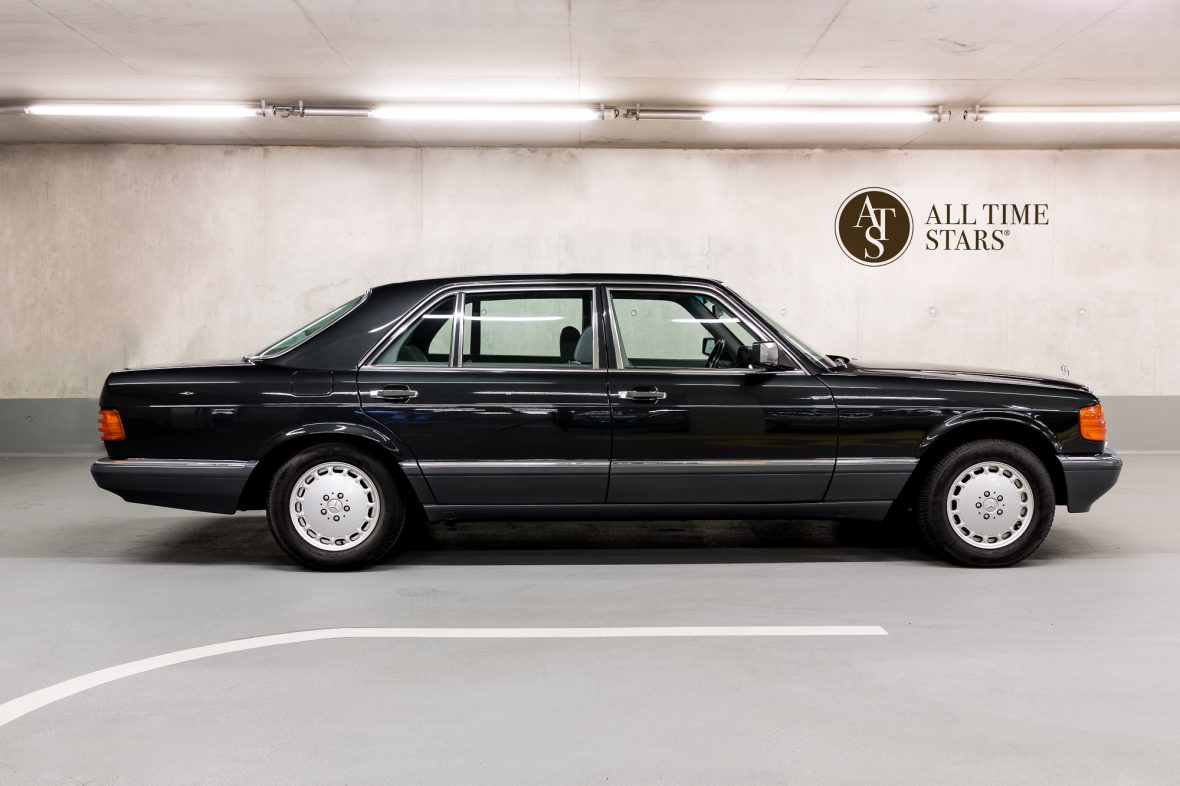 Mercedes benz w 126 560 sel mercedes benz en for Mercedes benz w