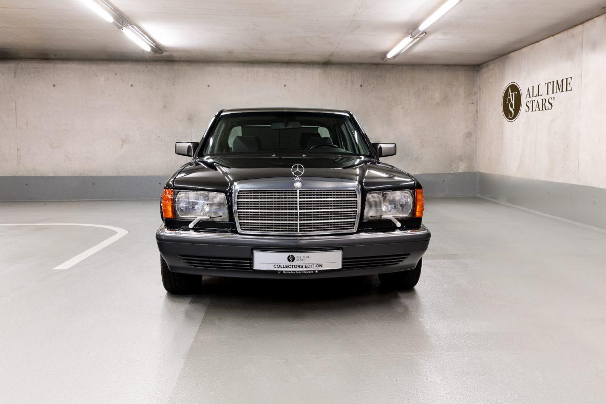 Mercedes benz w 126 560 sel mercedes benz en for Mercedes benz old models for sale