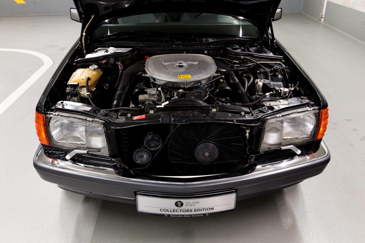 Mercedes-Benz W 126 560 SEL 6