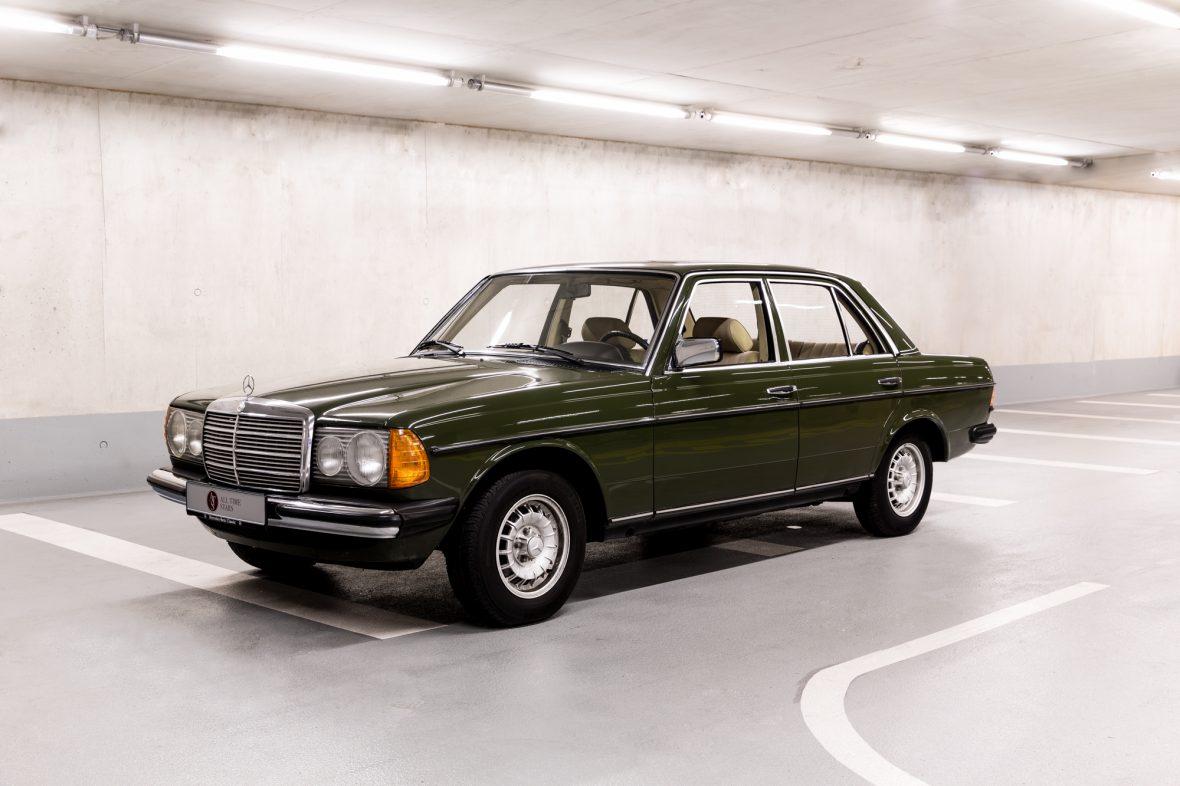 Mercedes-Benz W 123  200 D 0