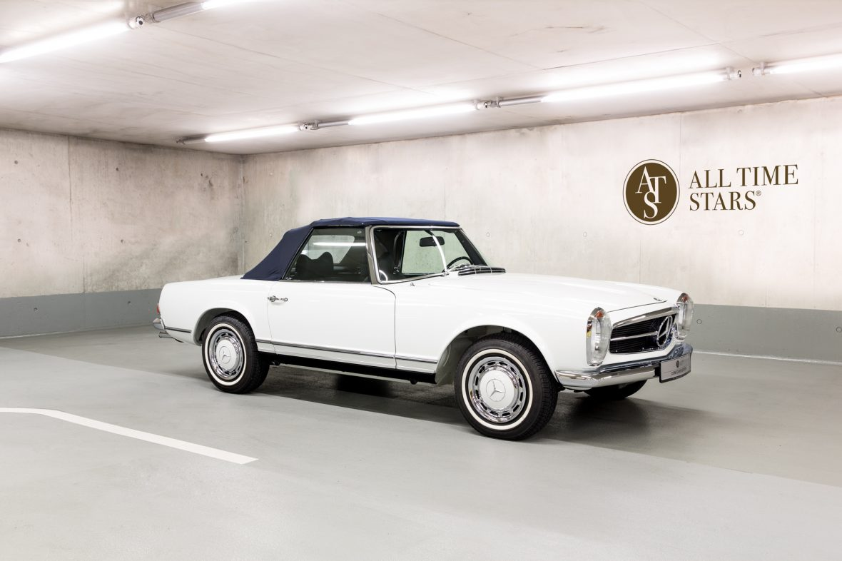 Mercedes-Benz 280 SL (W 113) 0