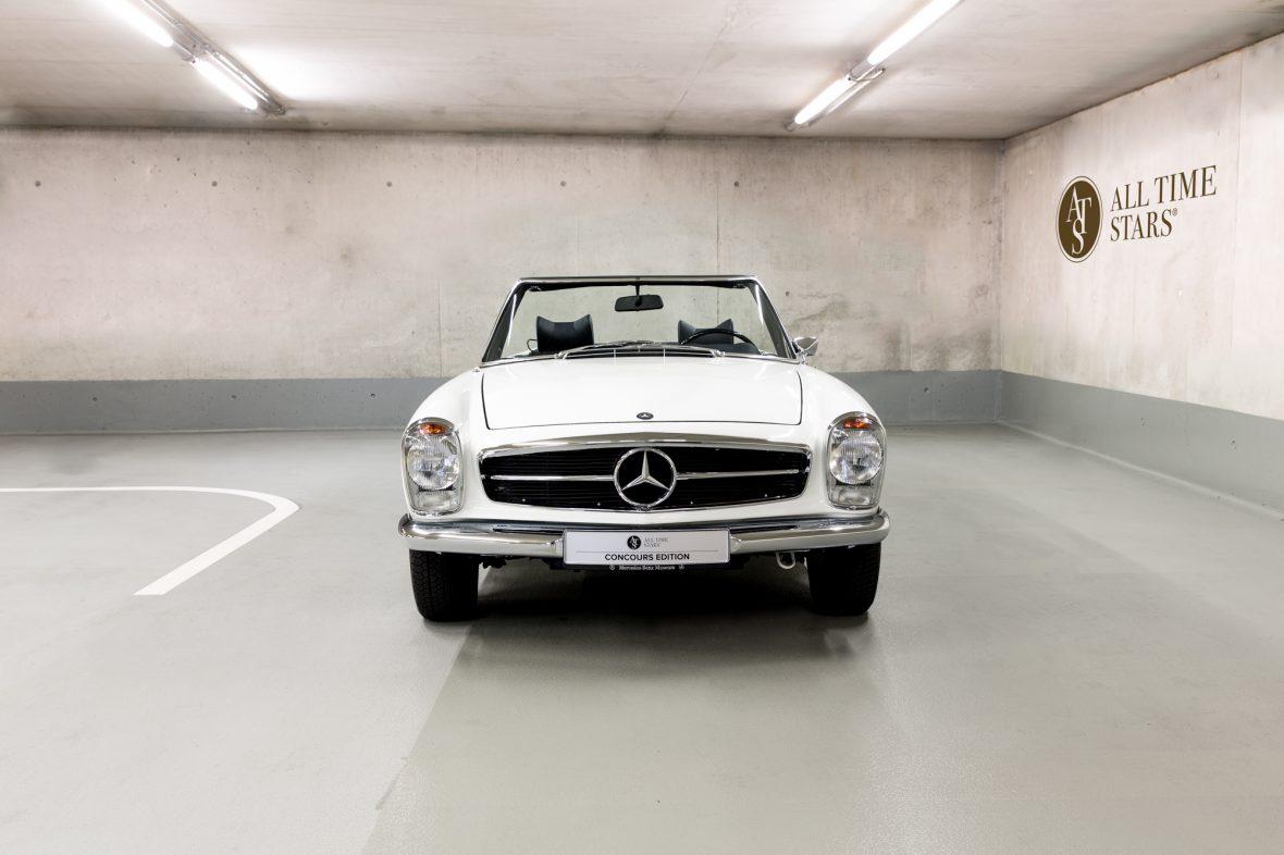 Mercedes-Benz 280 SL (W 113) 3