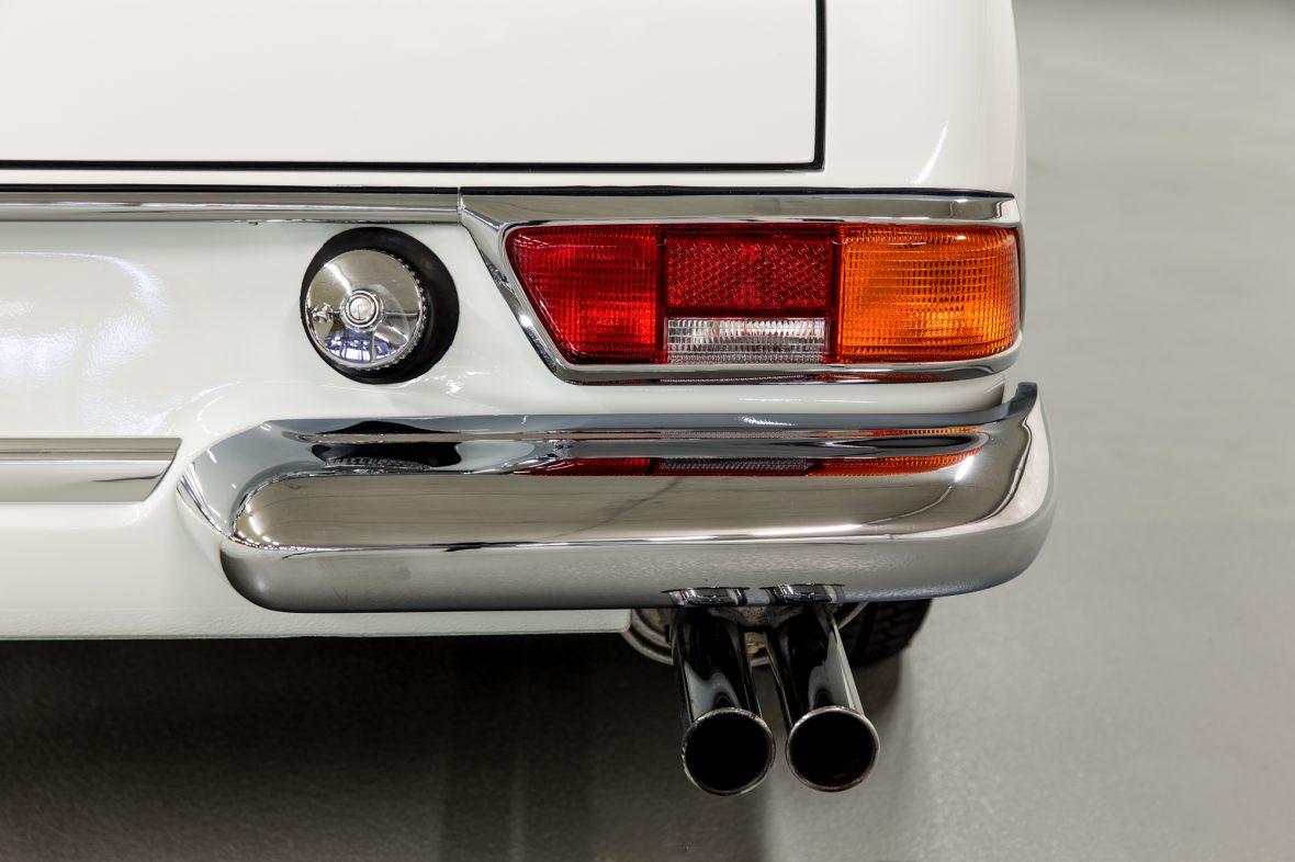 Mercedes-Benz 280 SL (W 113) 20
