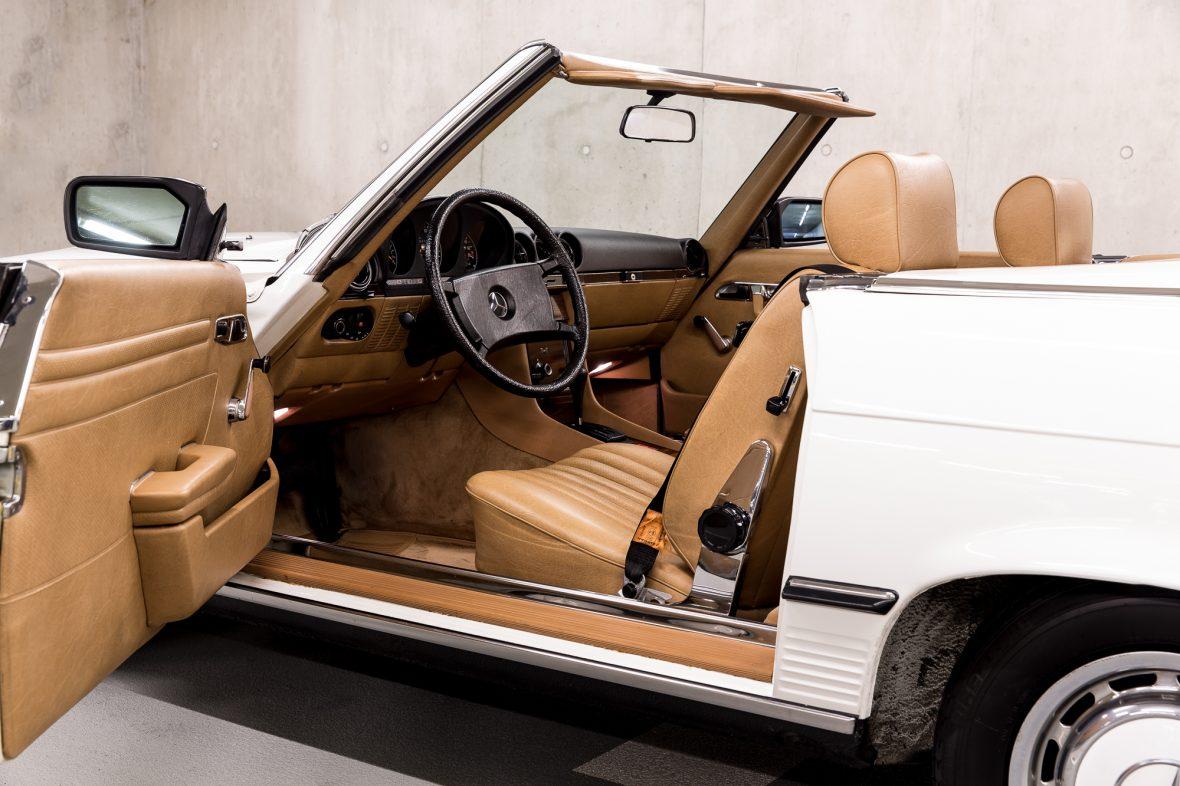 Mercedes-Benz R 107 280 SL 16