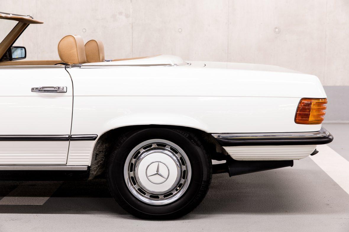 Mercedes-Benz R 107 280 SL 9