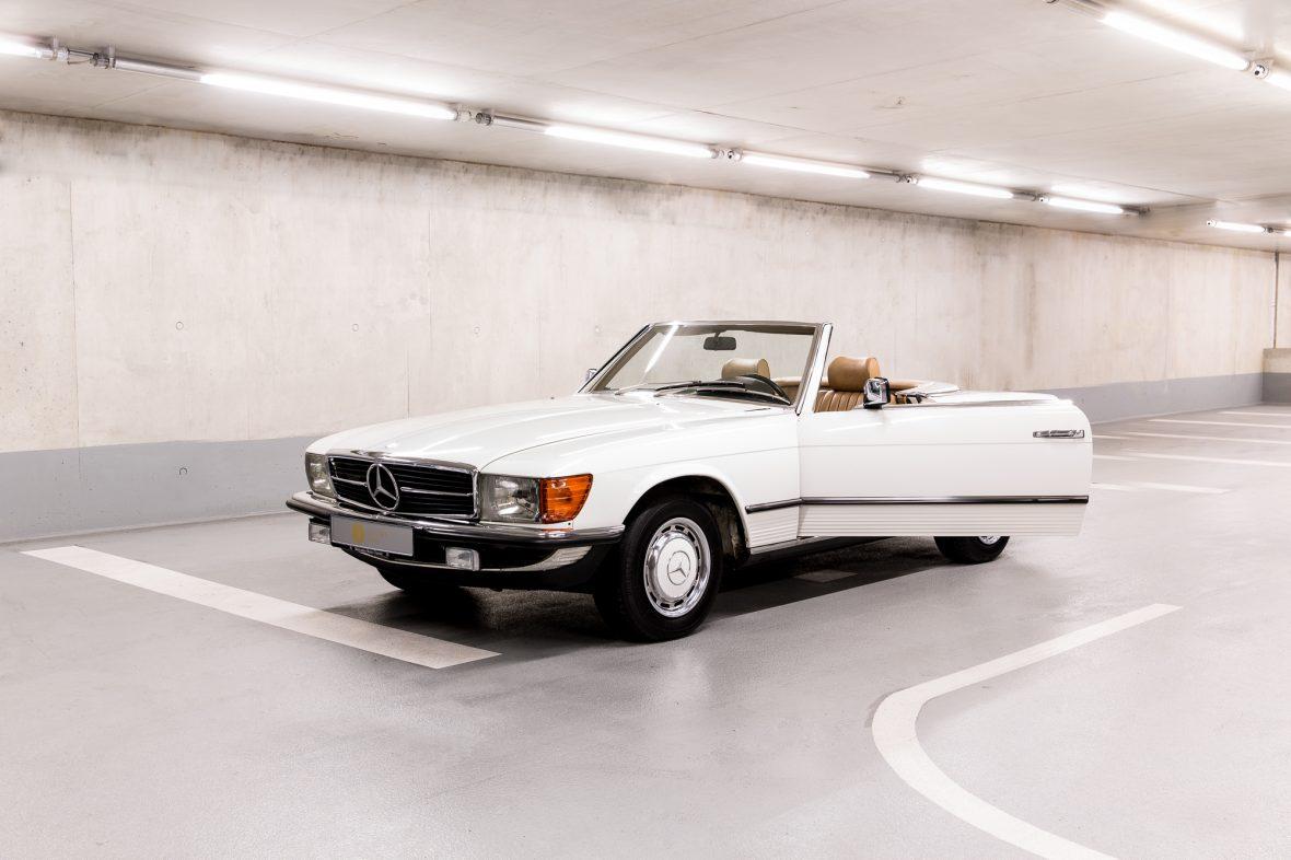 Mercedes-Benz R 107 280 SL 7