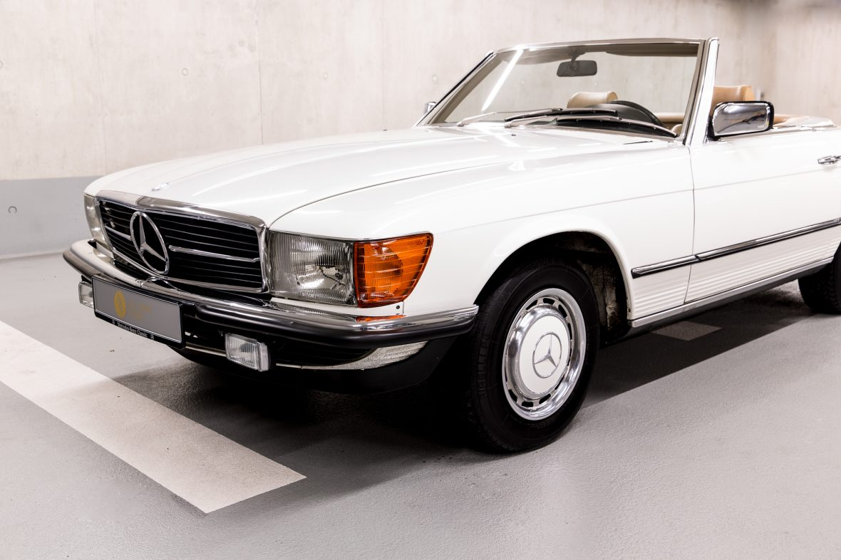 Mercedes-Benz R 107 280 SL 11
