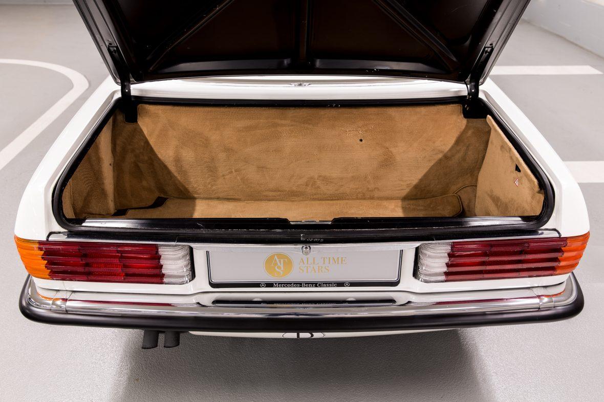 Mercedes-Benz R 107 280 SL 20