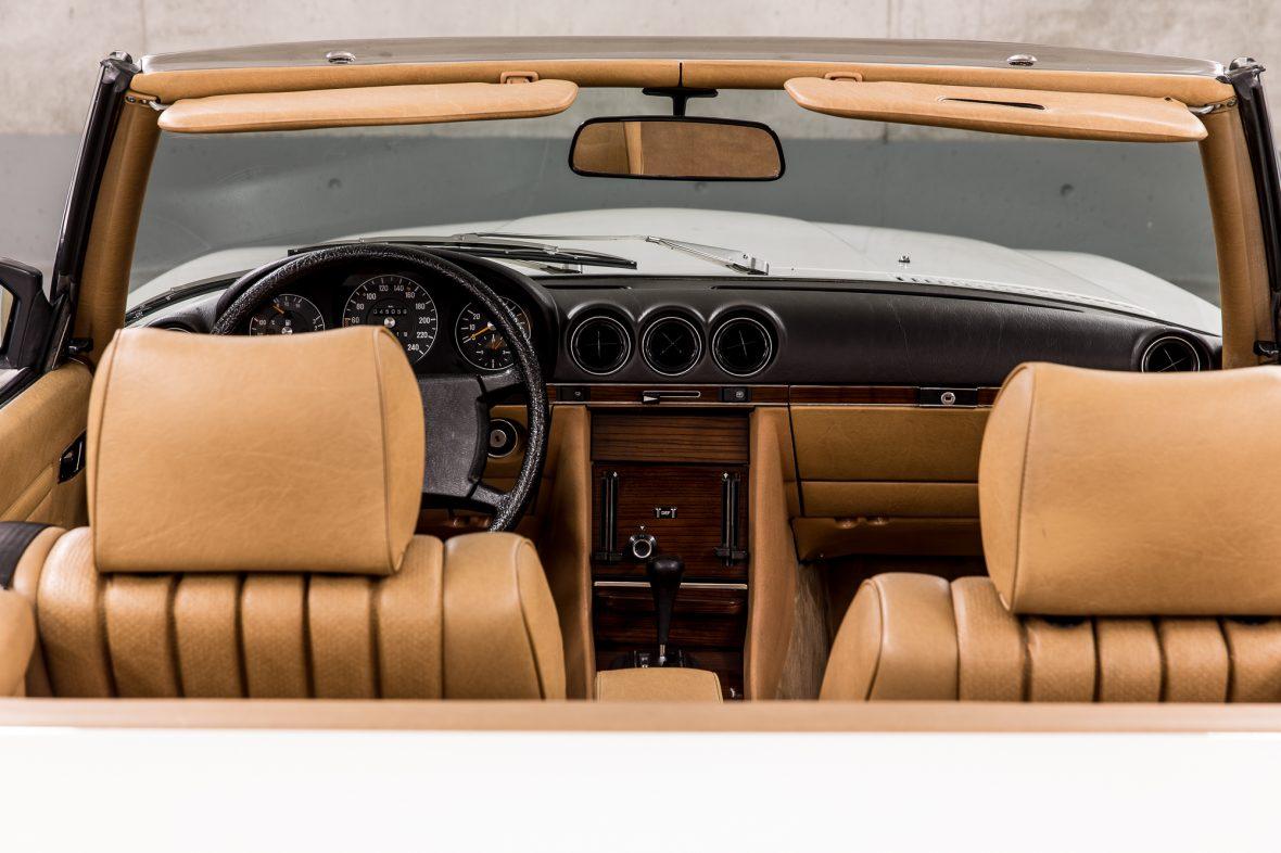 Mercedes-Benz R 107 280 SL 14