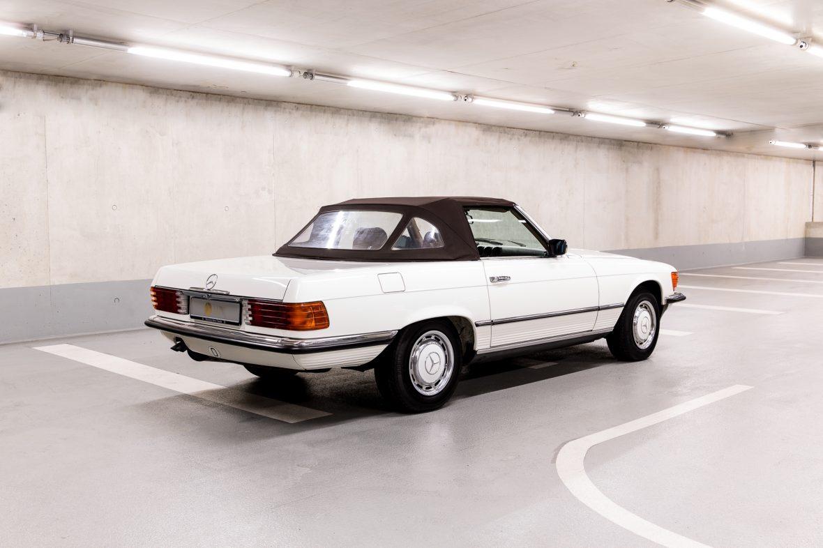 Mercedes-Benz R 107 280 SL 6