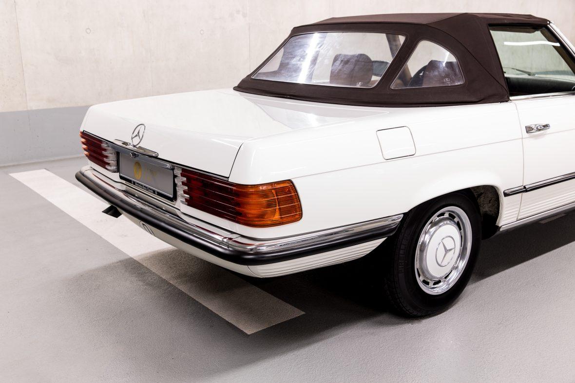 Mercedes-Benz R 107 280 SL 10