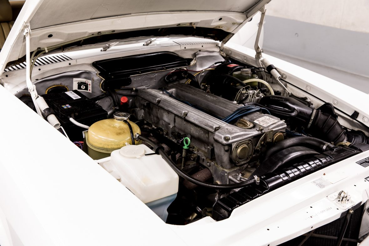 Mercedes-Benz R 107 280 SL 13