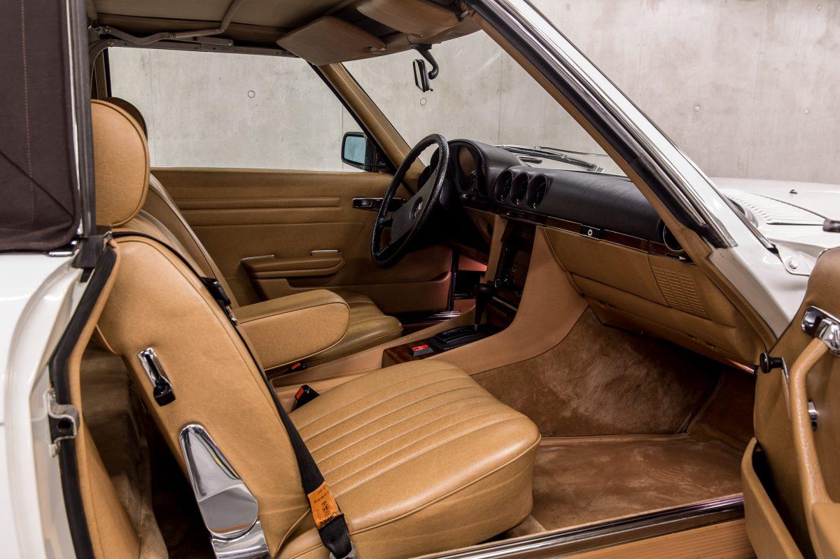 Mercedes-Benz R 107 280 SL 18