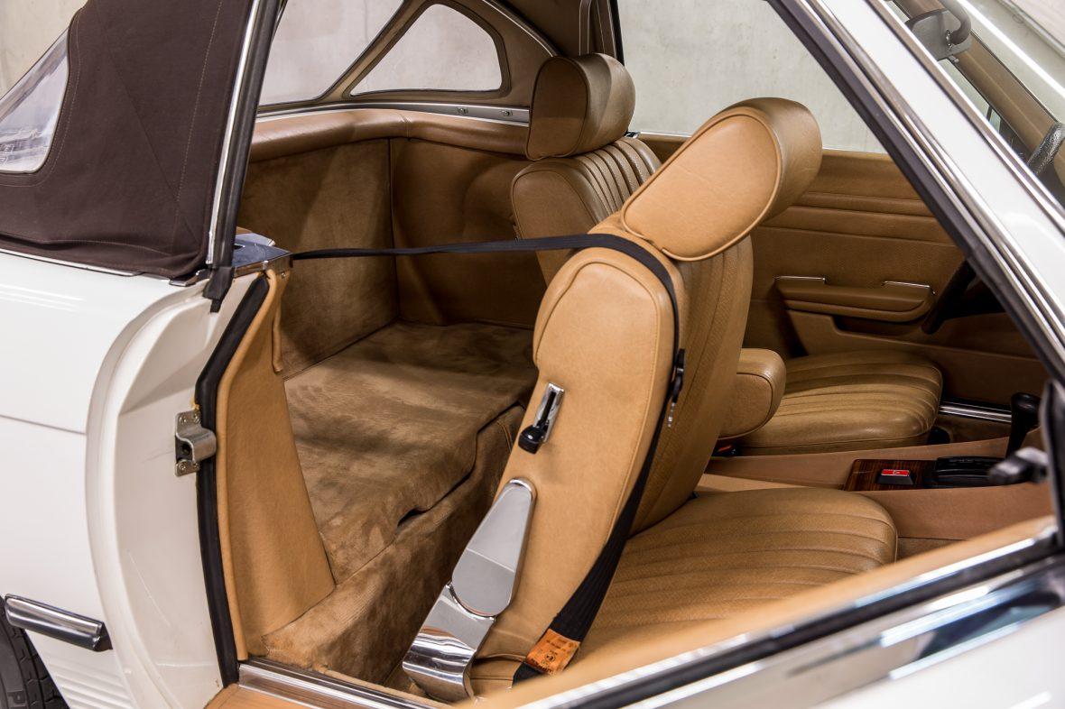 Mercedes-Benz R 107 280 SL 19