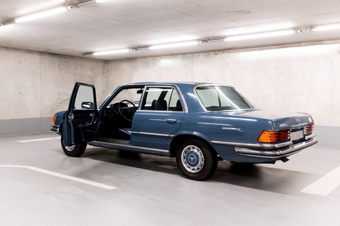 Mercedes-Benz W 116 280 S 4