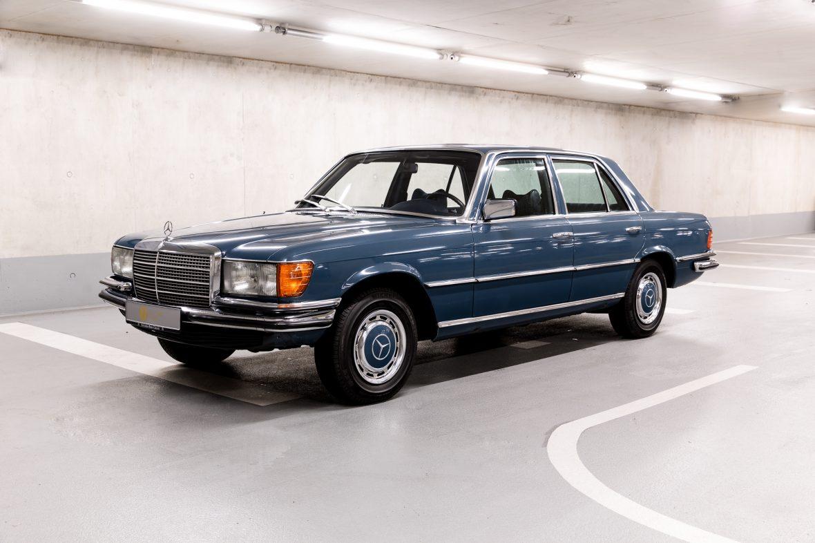 Mercedes-Benz W 116 280 S 0