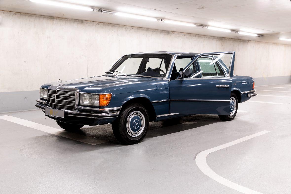 Mercedes-Benz W 116 280 S 5
